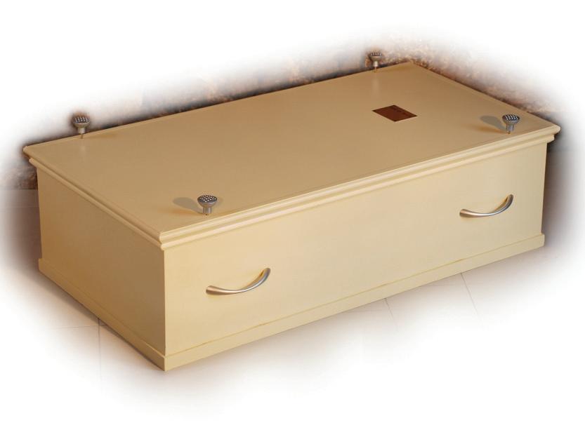 Large Dog Coffins