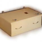 Large Pet Coffin